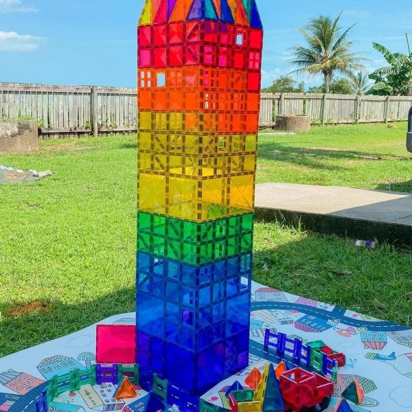 Tallest Tower Challenge