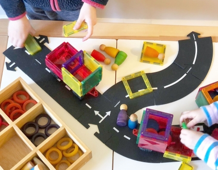 Road Pieces