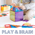 Magnetic Tiles and brain Development