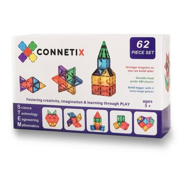 Connetix tiles 62px Box