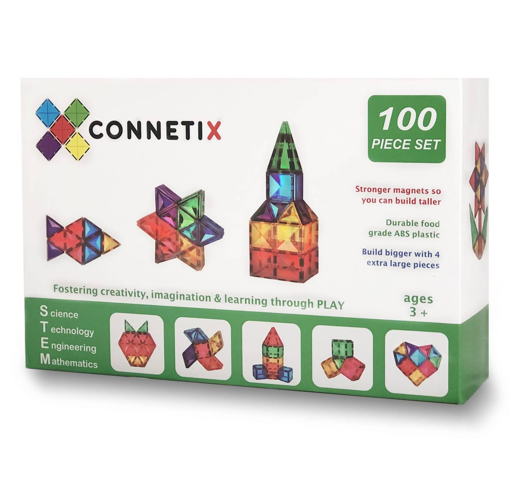 Connetix 100 piece set