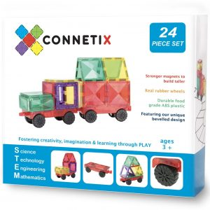 Connetix Tiles Car Collection Box Image