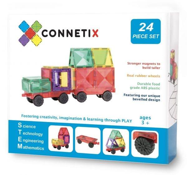 Connetix Tiles Car Collection Box Image