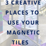 Discover three fun new magnetic tile play ideas that kids will love!