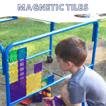 3 Unique Ways to Use Magnetic Tiles