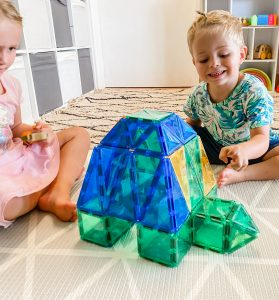 The Importance of Symbolic Play and Its Link to Open-Ended Toys