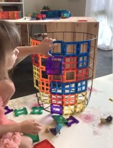 How Do Connetix Magnetic Tiles Support Learning and Development